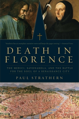 Cover for Death in Florence (Italian Histories)