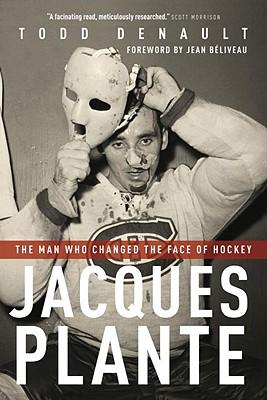 Jacques Plante Cover