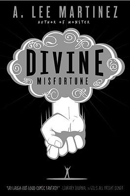 Divine Misfortune Cover