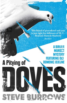 A Pitying of Doves: A Birder Murder Mystery Cover Image
