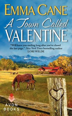 A Town Called Valentine: A Valentine Valley Novel Cover Image