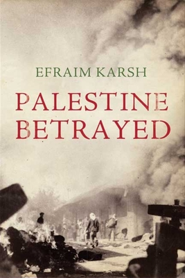 Palestine Betrayed Cover