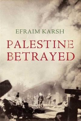 Palestine Betrayed Cover