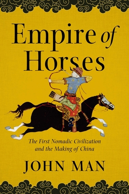 Cover for Empire of Horses