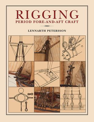 Rigging Period Fore-And-Aft Craft Cover Image