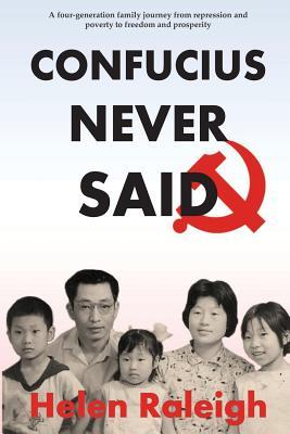 Confucius Never Said Cover