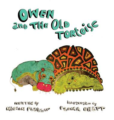 Cover for Owen and the Old Tortoise