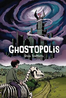 Ghostopolis Cover