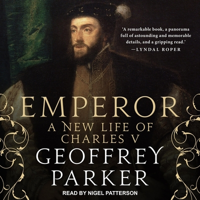 Emperor: A New Life of Charles V Cover Image