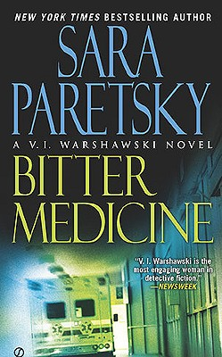 Bitter Medicine (A V.I. Warshawski Novel #4) Cover Image