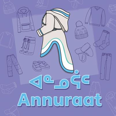 Arctic Clothing (English/Inuktitut) Cover Image