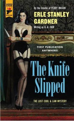 The Knife Slipped Cover Image