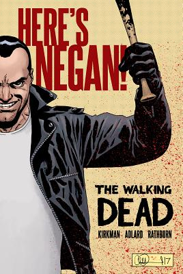 The Walking Dead: Here's Negan cover image