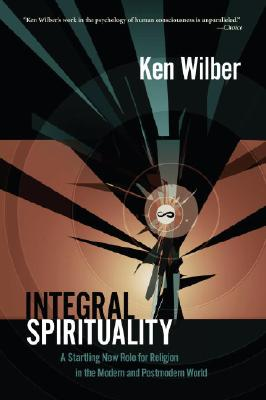 Integral Spirituality Cover
