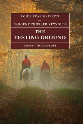 The Testing Ground - The Journey Cover Image