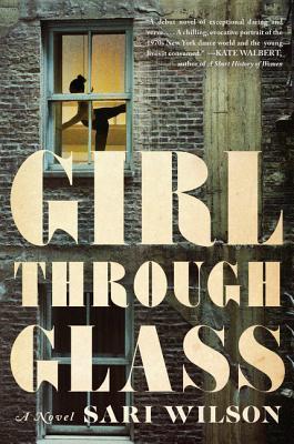 Girl Through Glass Cover