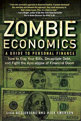 Zombie Economics Cover