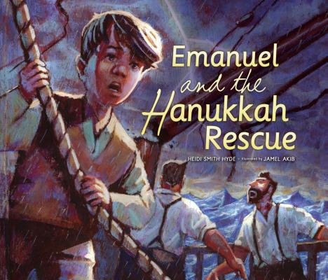 Emanuel and the Hanukkah Rescue Cover Image