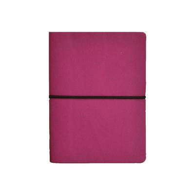 Ciak Lined Notebook: Pink Cover Image