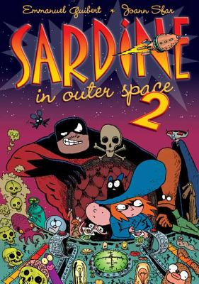 Sardine in Outer Space, Volume 2 Cover
