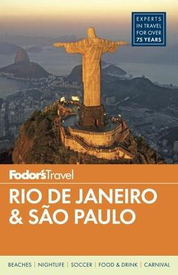 Fodor's Rio de Janeiro & Sao Paulo Cover Image