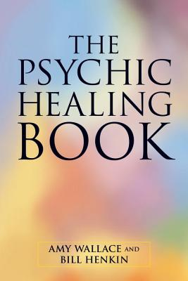 The Psychic Healing Book Cover