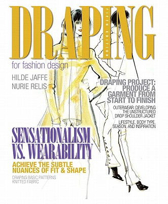 Cover for Draping for Fashion Design