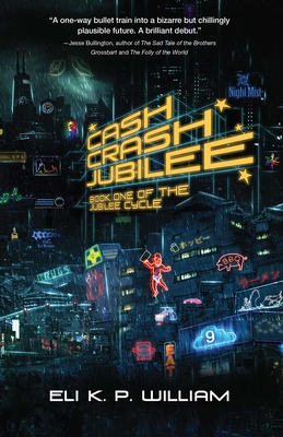 Cash Crash Jubilee Cover