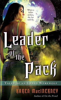 Leader of the Pack: Tales of an Urban Werewolf Cover Image