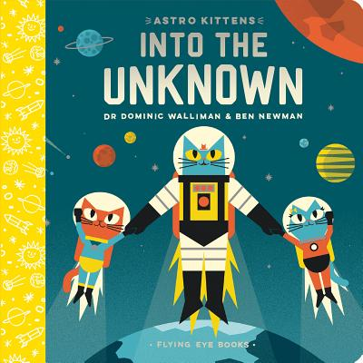 Astro Kittens: Into The Unknown Cover Image
