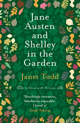 Cover for Jane Austen and Shelley in the Garden