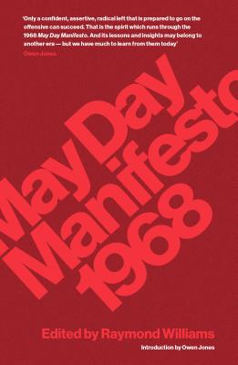 May Day Manifesto 1968 Cover Image