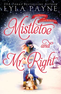 Mistletoe and Mr. Right Cover
