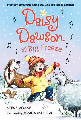 Daisy Dawson and the Big Freeze Cover