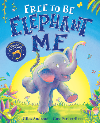 Free to Be Elephant Me Cover Image