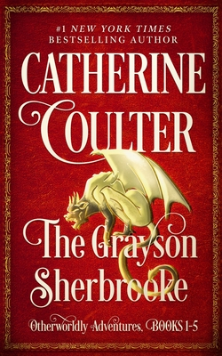 The Grayson Sherbrooke Otherworldly Adventures, Books 1-5 (Grayson Sherbrooke's Otherworldly Adventures #1) Cover Image