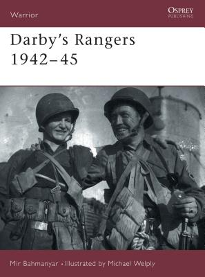 Darby's Rangers 1942 45 Cover