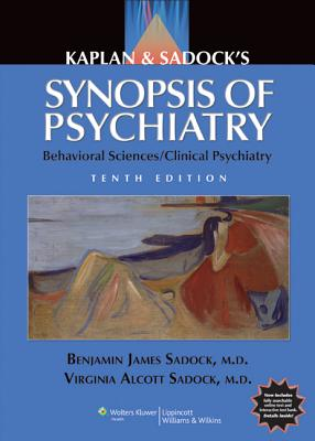 Cover for Kaplan & Sadock's Synopsis of Psychiatry