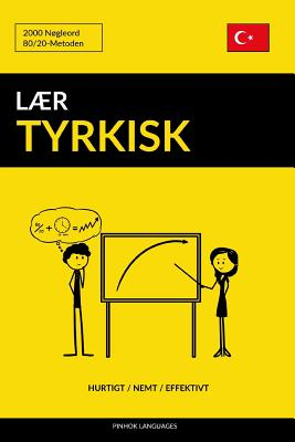 Lær Tyrkisk - Hurtigt / Nemt / Effektivt: 2000 Nøgleord Cover Image