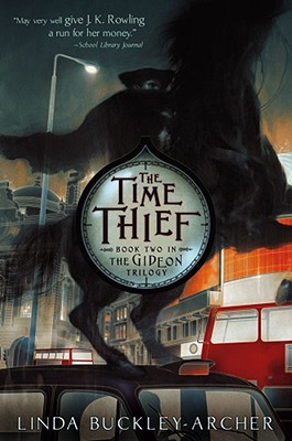 The Time Thief Cover