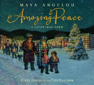 Amazing Peace: A Christmas Poem Cover Image