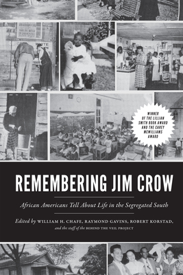 Remembering Jim Crow Cover