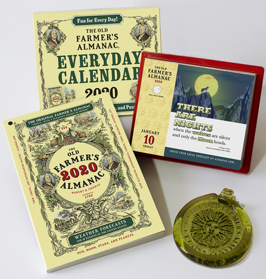 The Old Farmer's Almanac 2020/Everyday Box Calendar 2020/Sun Catcher Bundle Cover Image