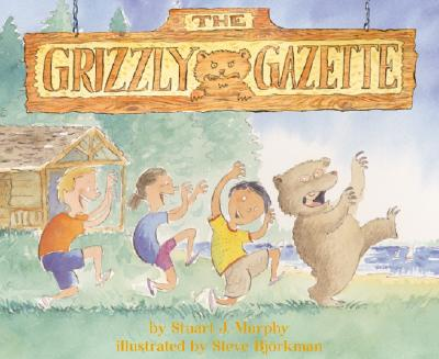 The Grizzly Gazette (MathStart 3) Cover Image