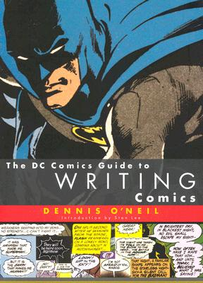 The DC Comics Guide to Writing Comics Cover Image