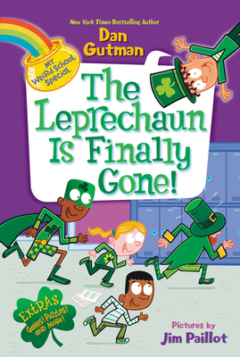 My Weird School Special: The Leprechaun Is Finally Gone! cover