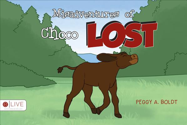 Misadventures of Choco Lost Cover Image