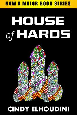 Adult Coloring Book: House of Hards: Coloring Book Featuring Dick Designs Cover Image