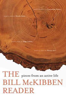 The Bill McKibben Reader Cover