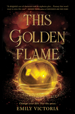 This Golden Flame Cover Image